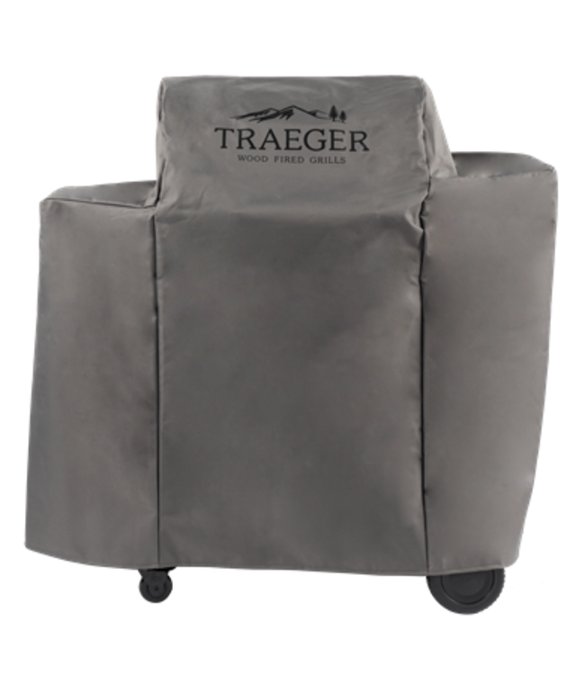 Traeger Wood Fire Grill IRONWOOD 650 FULL-LENGTH GRILL COVER
