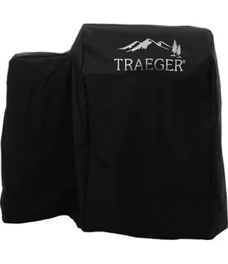 Traeger Wood Fire Grill FULL-LENGTH GRILL COVER - 20 SERIES