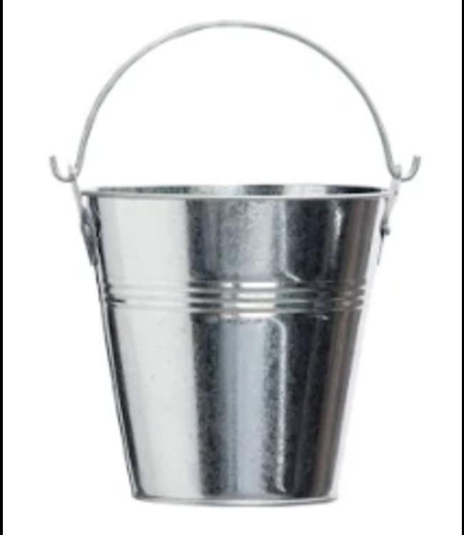 Traeger Wood Fire Grill Steel Grease Bucket 6 in. H x 6 in. W x 6-1/2 in.