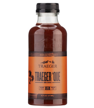 Traeger Wood Fire Grill TRAEGER QUE sauce