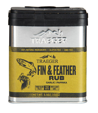 Traeger Wood Fire Grill FIN & FEATHER RUB