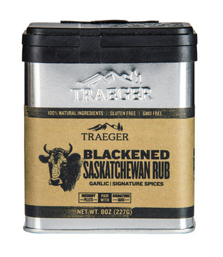 Traeger Wood Fire Grill BLACKENED SASKATCHEWAN RUB