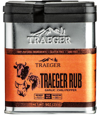 Traeger Wood Fire Grill TRAEGER RUB 9.25 OZ SPC174