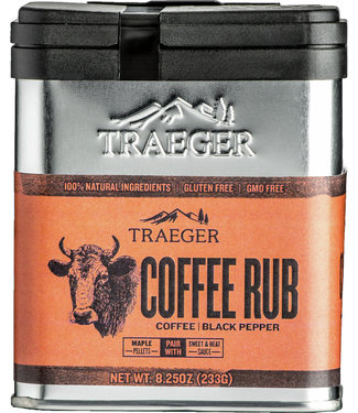 Traeger Wood Fire Grill COFFEE RUB
