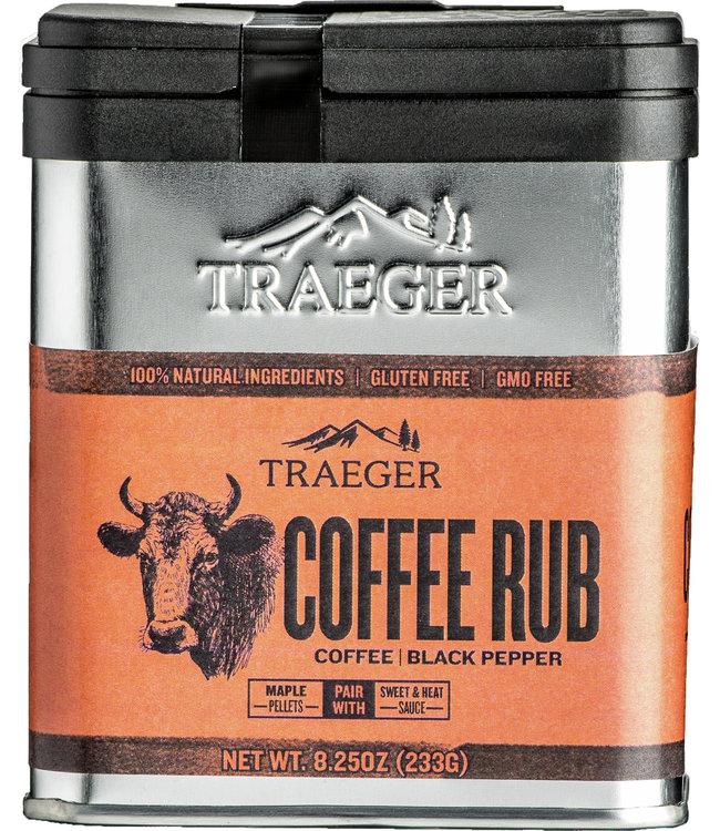 Traeger Wood Fire Grill COFFEE RUB