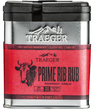 Traeger Wood Fire Grill PRIME RIB RUB