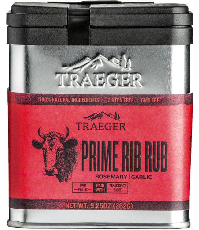 Traeger Wood Fire Grill PRIME RIB RUB