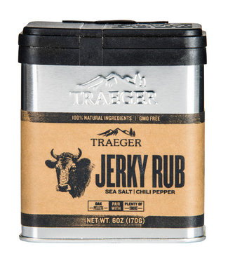 Traeger Wood Fire Grill TRAEGER JERKY RUB
