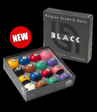 Aramith Aramith Black Tournament Ball Set