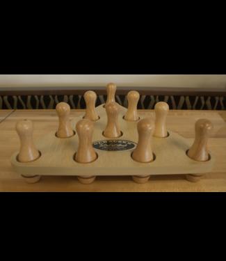 Olhausen Olhausen Shuffleboard Bowling Pin Set