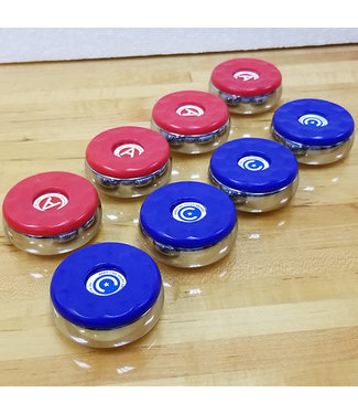 sunglo American Large Weight Set (4Red/4Blue)