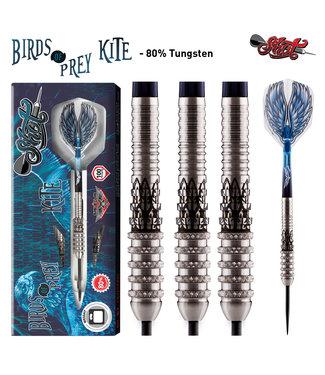 SHOT Birds of Prey Kite 1 Series Steel Tip Dart 21gm