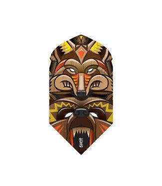 SHOT Totem Animals - 100 Micron- Slim Flight