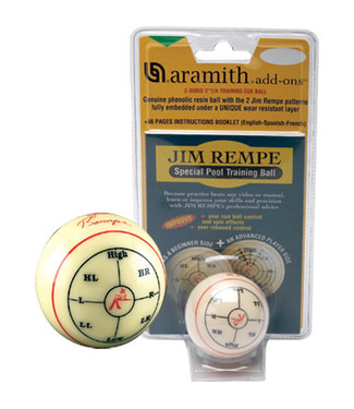 Aramith Jim Rempe Training Ball