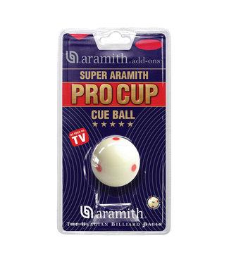 Aramith Super Pro Cup Cue Ball Multi Dot Cue Ball