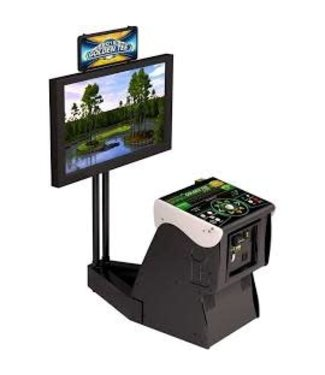 Golden Tee Integrated TV Stand for Golden tee only