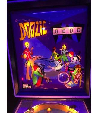 Doozie Pinball Machine Williams 1968