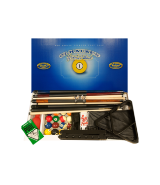 Olhausen Olhausen Gold/ Deluxe Play Package Kit Black Only