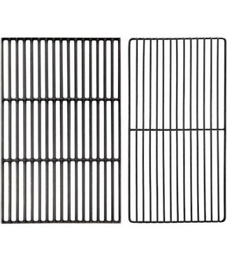 Traeger Wood Fire Grill TRAEGER CAST IRON/PORCELAIN GRILL GRATE KIT- 22 SERIES BAC366