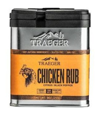 Traeger Wood Fire Grill TRAEGER CHICKEN RUB 9.25 OZ. SPC170