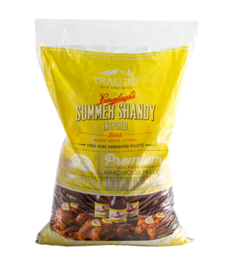 Traeger Wood Fire Grill LEINENKUGEL'S SUMMER SHANDY PELLETS (20lbs)