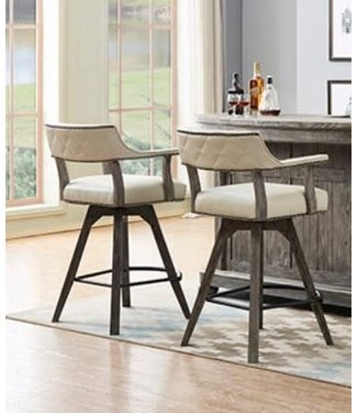 "ECI PGA 30"" Spectator Bar Stool G-0921-95-SBS"