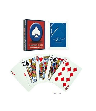 Trademark Poker Premium Playing Cards - Blue