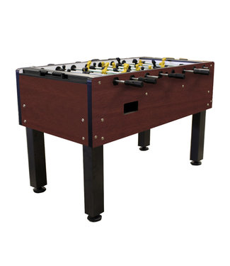 Olhausen Milan Foosball table.  TM finish