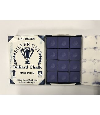 SILVER CUP Silver Cup Chalk Purple Box of 12