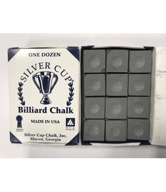 SILVER CUP Silver Cup Chalk Charcoal Box of 12