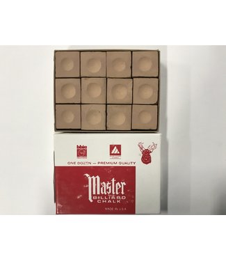 Master Master Chalk Gold/camel Box of 12