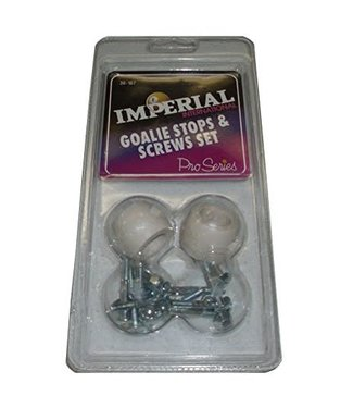 Imperial USA Imperial Goalie Stops & Screw Set