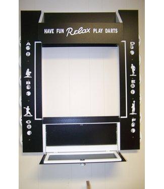 prodart 103 Prodart Dartboard Surround Black & White