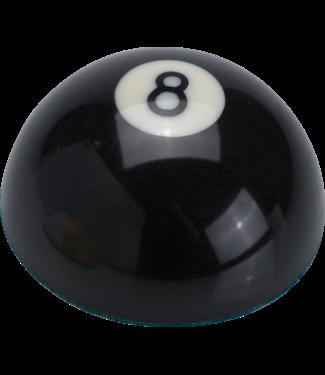 Action 8 Ball Black Pocket Marker