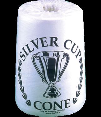 SILVER CUP 1 Cone Talc Chalk - Silver Cup