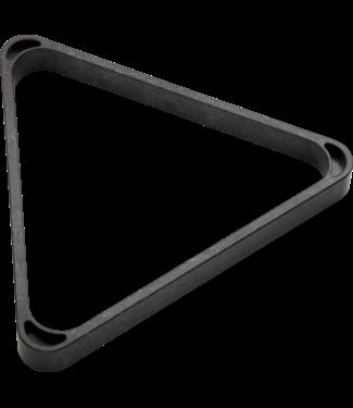 Black Heavy Duty Plastic Triangle 8 Ball Rack
