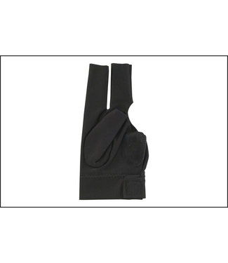 Action Action Deluxe Bridge Hand Left Glove BLACK L Large