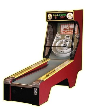 skeeball Skee Ball Classic Arcade Game Home Version