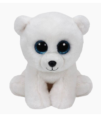 Ari Ty Plush Polar Bear Stuffed Animal