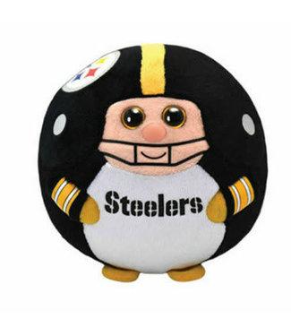 Pittsburgh Steelers Sports Beanie Ball Plush