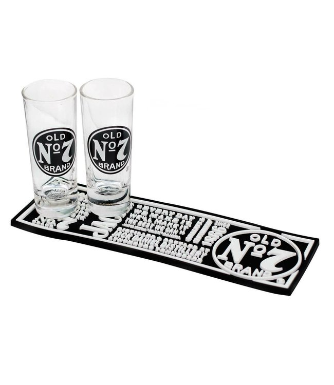 JD Old No. 7 Jack Daniels Shooter Set