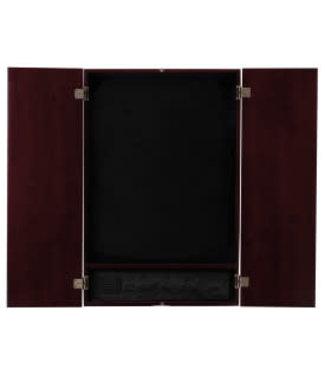 Viper Metropolitan Dart Cabinet MAHOGANY