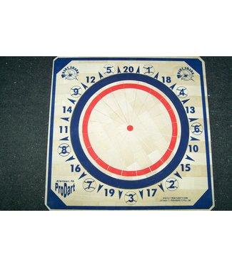 prodart 306 Dartshark Dartboard Dark Blue Prodart Baseball