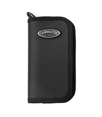 Casemaster Casemaster Deluxe Black Nylon Dart Case