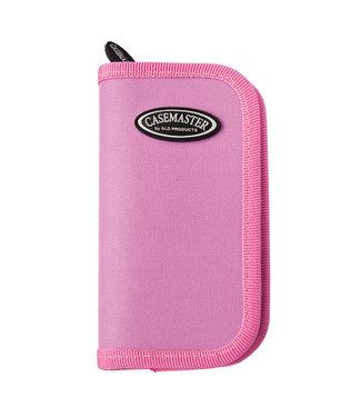 Casemaster Casemaster Deluxe Pink Nylon Dart Case