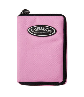 Casemaster Casemaster Select Pink Nylon Dart Case