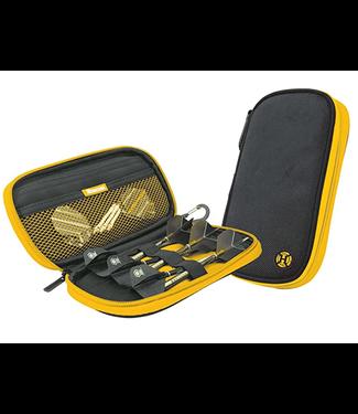 Harrows Harrow dart Case black yellow wallet z-400