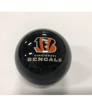 Imperial USA Cincinnati Bengals Billiard Cue or 8 Ball - Black
