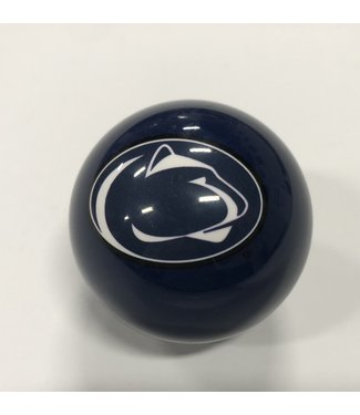 Imperial USA Penn State Univerisity Cue Ball or 8 Ball - Blue
