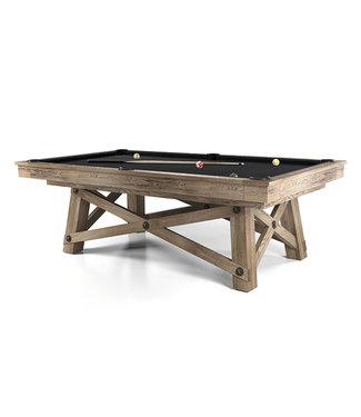 California House Loft Pool Table
